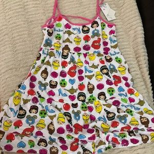NWT Disney Princess sleep dress